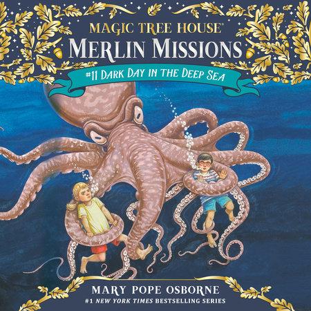 Dark Day in the Deep Sea by Mary Pope Osborne