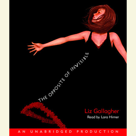 The Opposite of Invisible by Liz Gallagher
