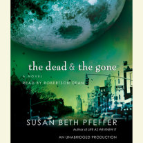 The Dead and the Gone Cover