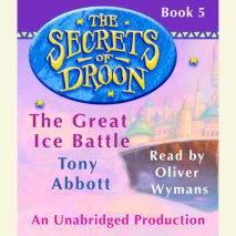 The Secrets of Droon #5: The Great Ice Battle Cover
