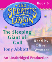 The Secrets of Droon #6: The Sleeping Giant of Goll Cover