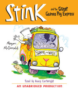 Stink and the Great Guinea Pig Express (Book #4)