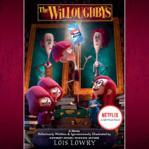 The Willoughbys Movie Tie-in Edition Cover