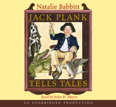 Jack Plank Tells Tales cover