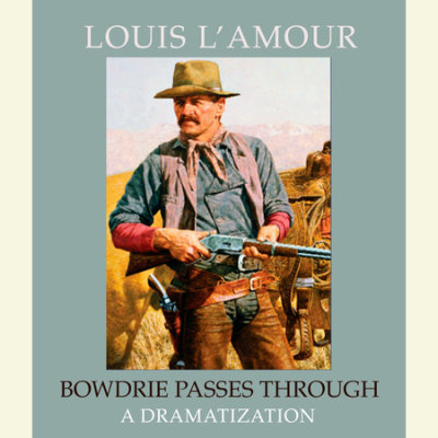 Bowdrie Passes Through cover