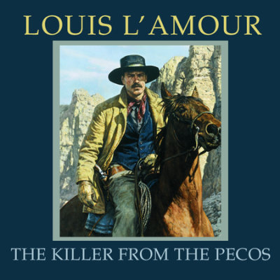 The Killer from the Pecos cover