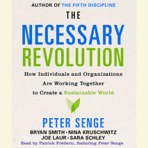 The Necessary Revolution Cover