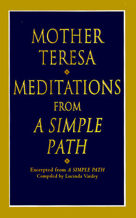 Meditations from A Simple Path cover