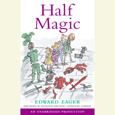 Half Magic cover