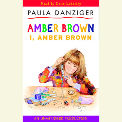 I, Amber Brown cover
