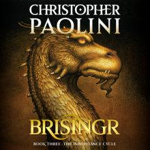 Brisingr Cover