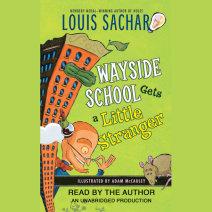 Wayside School Gets a Little Stranger Cover