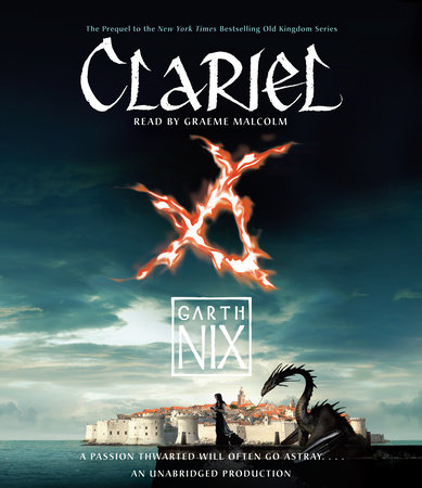 Clariel: The Lost Abhorsen cover