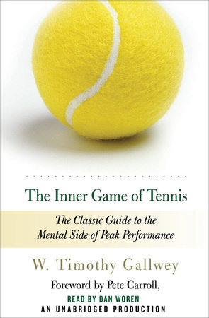 The Inner Game of Tennis cover