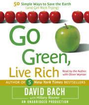 Go Green, Live Rich Cover