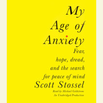 My Age of Anxiety Cover