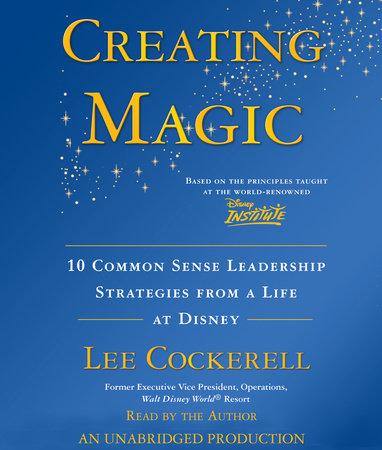 Creating Magic cover