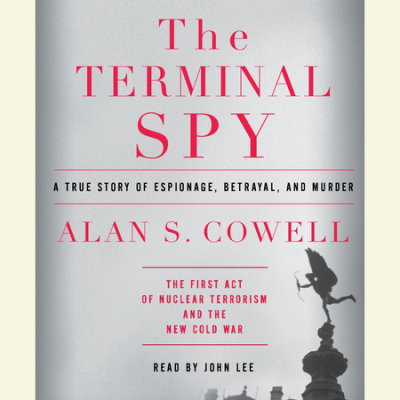 The Terminal Spy cover