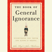 The Book of General Ignorance Cover