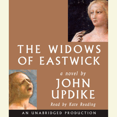 The Widows of Eastwick cover
