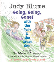 Going, Going, Gone! with the Pain and the Great One Cover