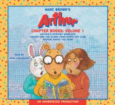 Marc Brown's Arthur Chapter Books: Volume 1