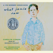 What Jamie Saw Cover