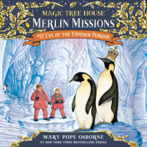 Eve of the Emperor Penguin Cover