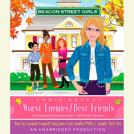 Beacon Street Girls #1: Worst Enemies/Best Friends by Annie Bryant