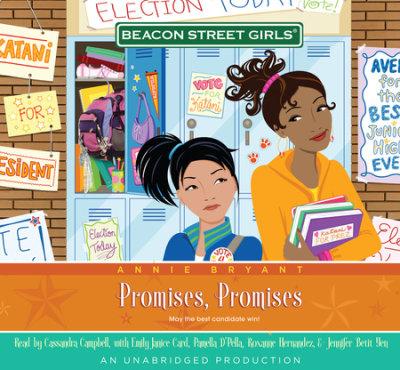 Beacon Street Girls #5: Promises, Promises cover