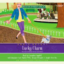 Beacon Street Girls #8: Lucky Charm Cover