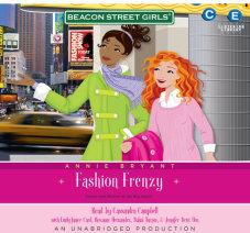 Beacon Street Girls #9: Fashion Frenzy Cover