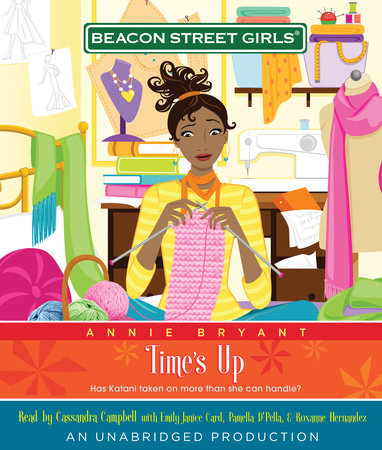 Beacon Street Girls #12: Time's Up by Annie Bryant