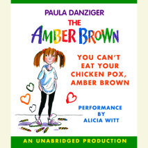 You Can't Eat Your Chicken Pox Amber Brown Cover