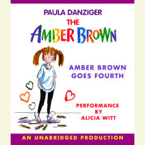 Amber Brown Goes Fourth Cover