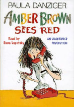 Amber Brown Sees Red Cover