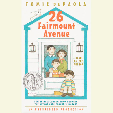 26 Fairmount Avenue: On My Way by Tomie dePaola