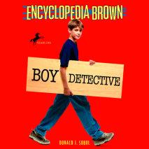 Encyclopedia Brown, Boy Detective Cover