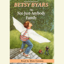 The Not-Just-Anybody Family Cover