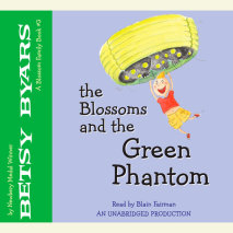 The Blossoms and the Green Phantom Cover