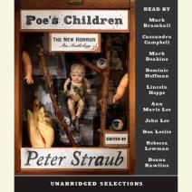 Poe's Children Cover