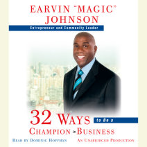 32 Ways to Be a Champion in Business Cover