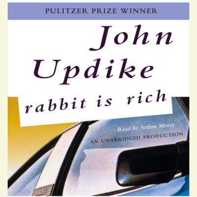 Rabbit Is Rich cover