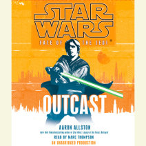 Outcast: Star Wars Legends (Fate of the Jedi) Cover