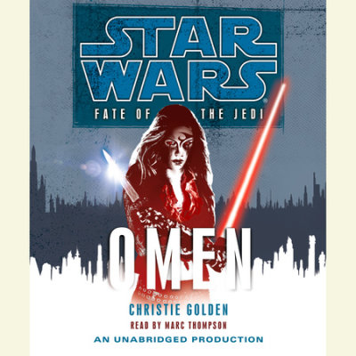 Star Wars: Fate of the Jedi: Omen cover