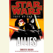 Allies: Star Wars (Fate of the Jedi) Cover