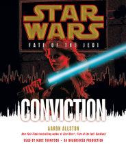 Conviction: Star Wars (Fate of the Jedi) Cover