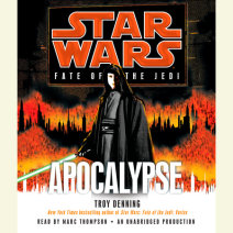 Apocalypse: Star Wars Legends (Fate of the Jedi) Cover