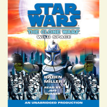 Star Wars: The Clone Wars: Wild Space Cover