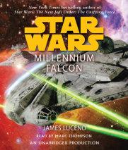 Millennium Falcon: Star Wars Cover